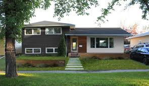 modern exterior paint ideas split level house google search