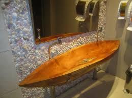 badezimmer doppelwaschbecken badezimmer holz einrichten mit waschbecken aus holz bad