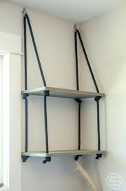 articles with floating wall shelves diy tag hanging wall bookshelves