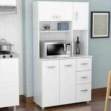 kitchen pantry furniture pantry cabinets you ll wayfair ca
