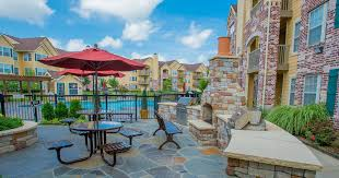 broken arrow ok apartments for rent park at mission hills swimming pool view at apartments in broken arrow