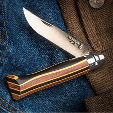 opinel no 8 le three continents knife herrington catalog