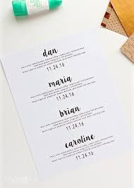 Diy Wedding Menu Cards Simple Diy Thanksgiving Menu Place Cards Thirty Handmade Days