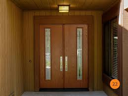 Wood Exterior Front Doors by Wood Exterior Front Doors Home Decorating Interior Design Bath