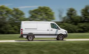 bmw sprinter van diesel cargo vans compared ford transit vs mercedes benz
