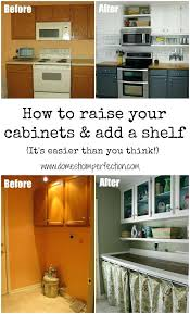 how to demo kitchen cabinets how to demo kitchen cabinets get rid of that useless space above
