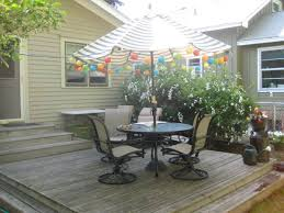 Backyard Creations Umbrella by Furniture Costco Cantilever Umbrella For Most Dramatic Shade