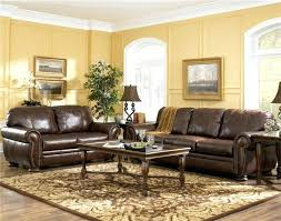 leather chair living room living room decorating ideas with brown leather furniture dark brown