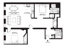 apartments floor plans 2 bedrooms charming small apartment design floor plan 2 bedroom inspirations