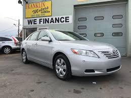 2007 toyota le toyota camry 2007 in hartford manchester waterbury ct franklin