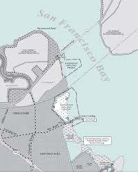 San Francisco Bay Trail Map by Expertgps Calibrated Maps