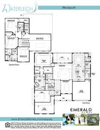 First Home Builders Of Florida Floor Plans Westport Waterleigh Emerald Winter Garden Florida D R Horton
