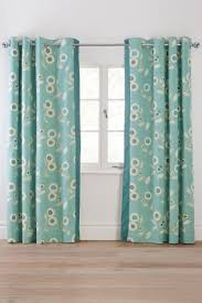 innovative retro floral curtains decor with floral curtains
