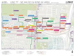 Portland Oregon Neighborhood Map by Open House 1 The City Of Portland Oregon