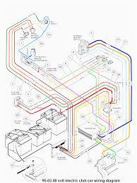 golf cart wiring diagram club car ansis me