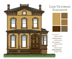 How To Choose Paint Colors For Victorian Houses Old House