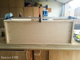 Murphy Bed With Desk Plans Diy Modern Farmhouse Murphy Bed How To Build The Desk Free