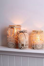 How To Make Home Decorative Things by Best 25 Mason Jar Candles Ideas On Pinterest Jar Candle Jars