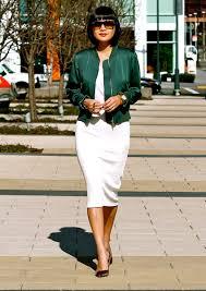 look bureau femme comment porter le bomber pour femme 5 styles à copier befashionlike