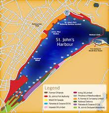 map port st s port authority