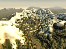 Fallout New Vegas Map Locations by Mount Charleston Fallout Wiki Fandom Powered By Wikia