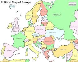 Political Map Of Greece by Political Map Of Europe In Map Eurpope Evenakliyat Biz