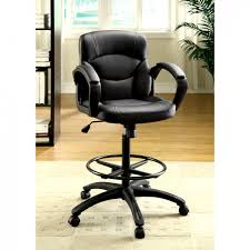 proper office chair height cryomats in bar height desk chair