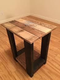 Pallet Furniture Side Table Pallet Wood Side Table Diy Project Album On Imgur