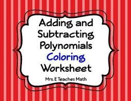 18 best polynomials images on pinterest high maths