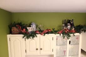 dressing up the kitchen for christmas new house new home