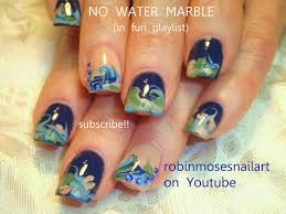 19 nail designs with water 35 water marble nail art designs art