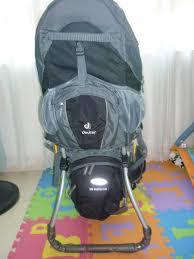 Kid Comfort Iii Deuter Kid Comfort Iii Child Carrier And Travel Kit U2022 Singapore