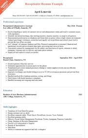 example objectives in resume top 25 best objectives sample ideas on pinterest preschool learn how to create an outstanding receptionist resume tips receptionist resume sample download