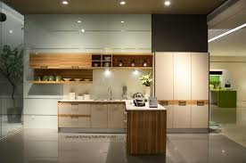 lacquered glass kitchen cabinets acrylic high gloss lacquer kitchen cabinet lh ha008