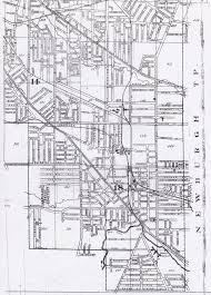 Map Cleveland Ohio by Cuyahoga Ohgenweb