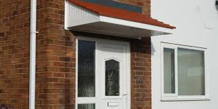 Exterior Door Awnings Details On The Front Door Awnings Settings Home Decor By Reisa