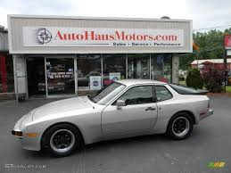 porsche 944 black 1985 silver porsche 944 94320620 gtcarlot com car color galleries