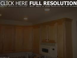 Kitchen Cabinet Crown Install Crown Molding On Kitchen Cabinets Home Decoration Ideas