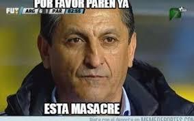 Argentina Memes - mir磧 los memes por la goleada de argentina ante paraguay diario hoy