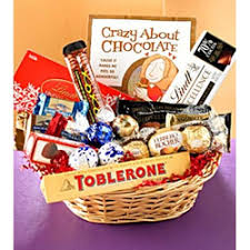 chocolate baskets send assorted chocolate baskets to cebu chocolate baskets delivery