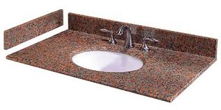 24 Bathroom Vanity With Granite Top by 24 Inch Vanity Tops