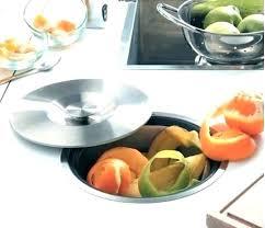 alinea poubelle cuisine poubelle cuisine encastrable coulissante poubelle integrable cuisine