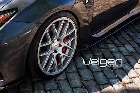 lexus rcf silver lexus rcf velgen wheels vmb7 matte silver 20x9 u0026 20x10 5