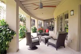 Cozy Front Porch Chairs On Interior Interesting Fan Design By Fanimation For Your Home
