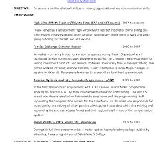 sle resume for retail department manager duties literarywondrous math tutor resume teachers free mathematics