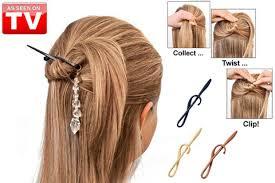 clip hair canada twist n clip as seen on tv canada