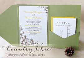 Country Chic Wedding Invitations Country Chic Wedding Invitations Dinglewood Design U0026 Press