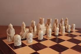 unusual chess sets national museum of scotland isle of lewis chess pieces in
