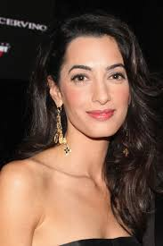 is amal clooney hair one length 233 best amal clooney s style images on pinterest amal clooney