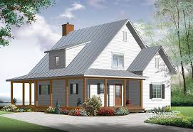 Farmhouse House Plans With Porches Choosing Modern Farmhouse House Plans Modern House Design